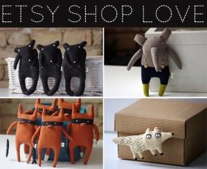 Etsy shop love: Adatine