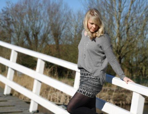 What I wore - Hello sunshine!