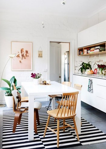 Why you should consider mix & match chairs