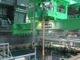 Operation of Fuel Removal from Unit 4 Spent Fuel Pool at Fukushima Daiichi NPS | TEPCO