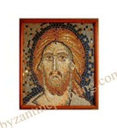 mosaic christ pantocrator