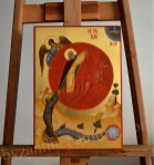 The Holy Prophet Elias the Thesbite, byzantine icons for sale