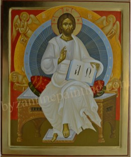 Jesus Christ, byzantine icons for sale