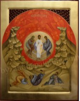 The Transfiguration of Jesus Christ, byzantine icons for sale