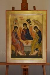 The Holy Trinity, byzantine icons