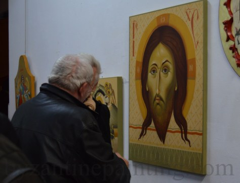 exhibition iconography The Romanian Artists Union