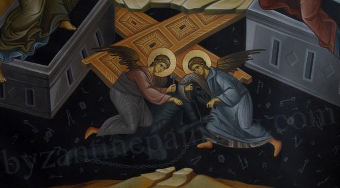 Icoana învierii Domnului