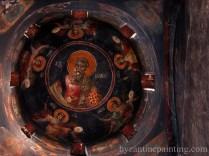 Mural painting Gracanica monastery (16)