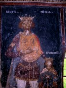 Mural painting from the Cozia Monastery (12)
