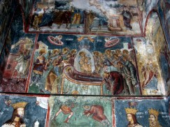 Mural painting from the Cozia Monastery (20)