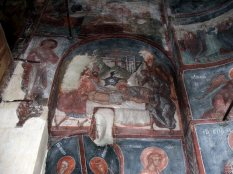 Pictura murala Bolnita Cozia (26)