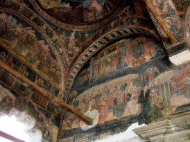 Coltea Church Mural Painting (14)