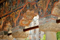 Coltea Church Mural Painting (7)