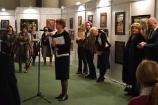 Expozitie de icoane Teatrul National Bucuresti (1)