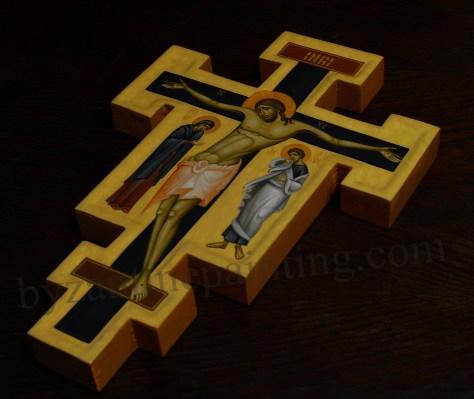 Cruce pictata- Crucifix (2)