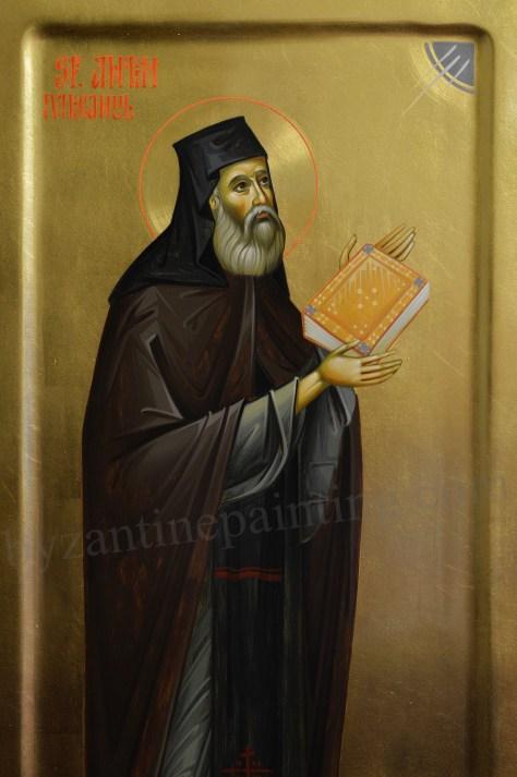 Icon Saint Anthim the Iberian