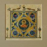Miniature painted Jesus Christ Emmanuel