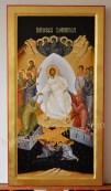 Invierea Domnului Icoana byzantina pictata
