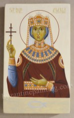 Saint Helena Hand Painted Icon (2)