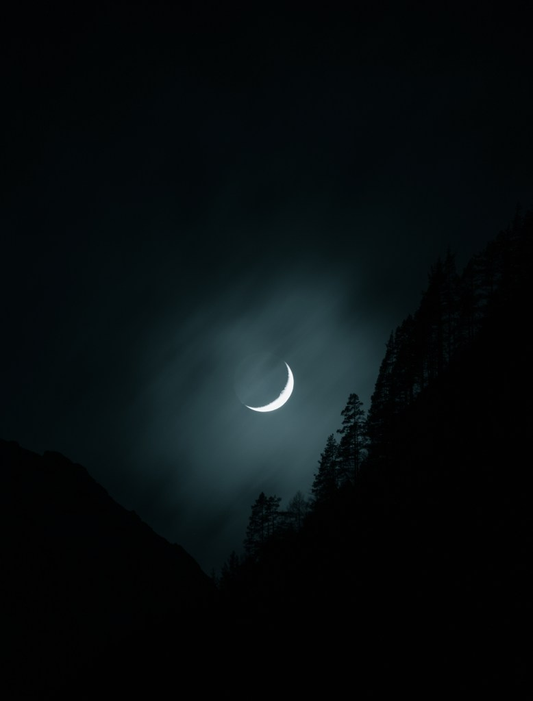 Rosh Chodesh. A New Moon in sky like the one in Bible times - byZipporah Blog