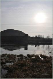 Bastion Żubr - widok od Bramy Nizinnej
