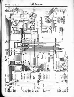 56 pontiac wiring diagram  Wiring images