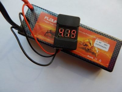 CHARGE 2S - 4,19V batterie LIPO
