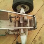 Prototype cross control différentiel 1:8