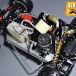 chassis avec THUNDER TIGER PRO21B
