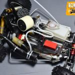 vue chassis YANKEE EUROPA RACING