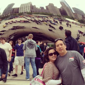 US @ the Bean