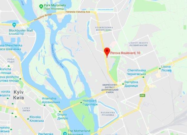 Где застрелился Дмитрий Тымчук - Появилось фото и видео с ...