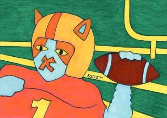 Brewskie-But-cat-drawing-Canton-Ohio-Football-Hall-of-Fame