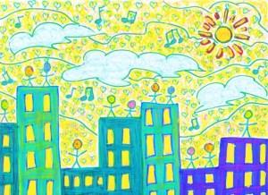 Singin-City-doodle-BZTAT