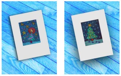 Christmas and Holiday Cards by BZTAT