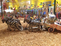 "the ""Immel Circus"" at the Massillon Museum"
