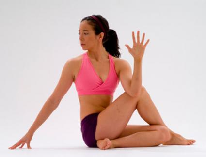 yoga twist#2