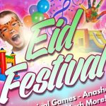 Eid Festival at the Civic Center on June 26