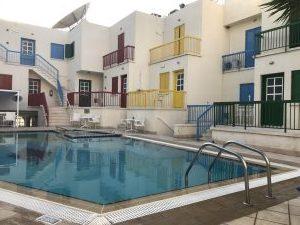 Vakantie in Cyprus in het Sea and Salt Lake View Hotel