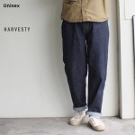 HARVESTY ビッグデニム BIG DENIM A11703 (ONE WASH)