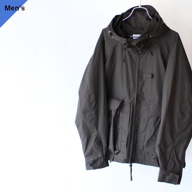 ENDS and MEANS Fishing Jacket EM-ST-J03(African Black)