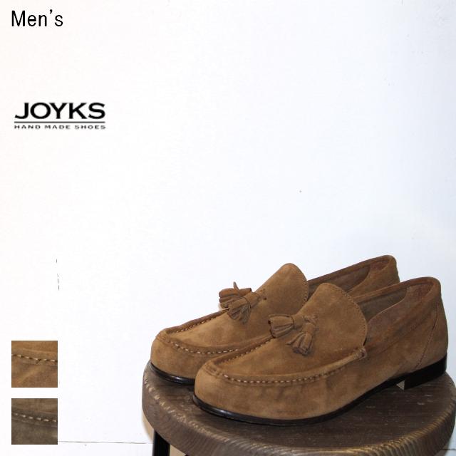 JOYKS タッセルローファー Tassel Loafer 1662 (CAMEL BEIGE)