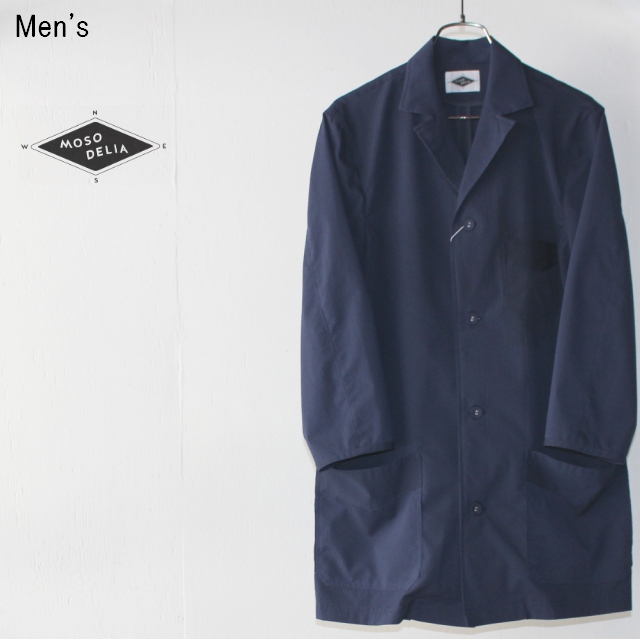 MOSODELIA スリーピングシャツ Sleeping Shirts 17SS-S-003 (NAVY)