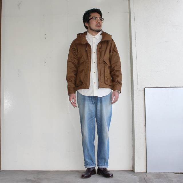Men's Styling Vol.85 【ENDS and MEANS / HAGGERSTON PARKA】