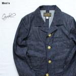 ORGUEIL デニムサックジャケット Denim Sack Jacket  OR-4012D