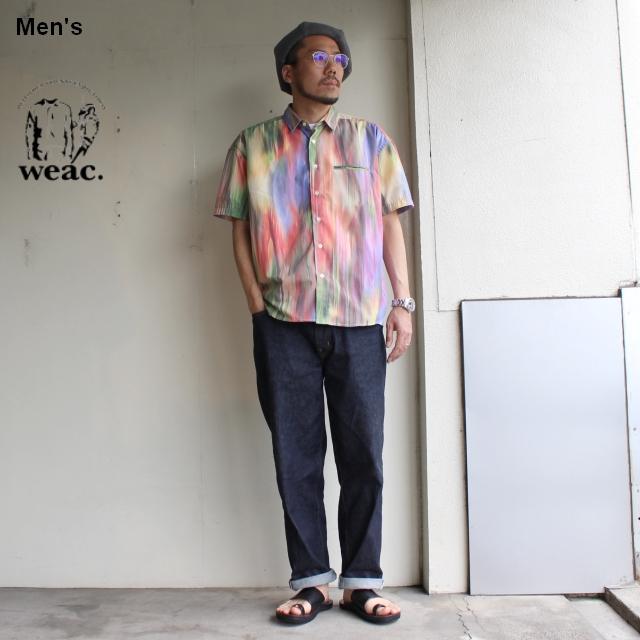 weac. レインボーシャツ FANTASTIC SHIRTS