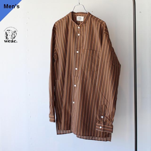 CHIVIC ルーズフィットボックスシャツ