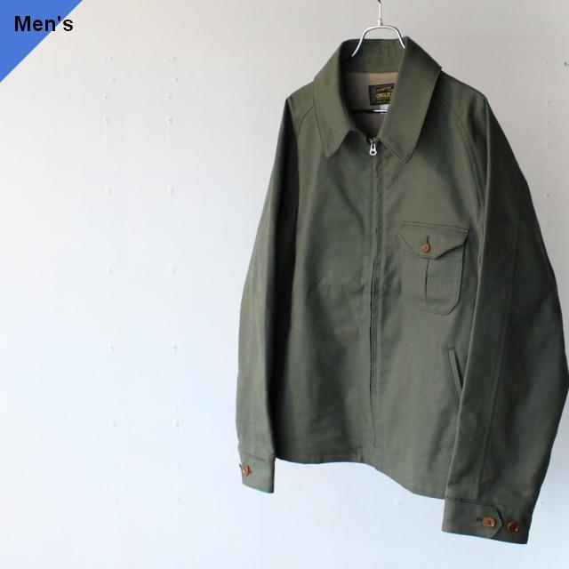 Orgueil オルゲイユ Sports Jacket スポーツジャケット OR-4176A Green