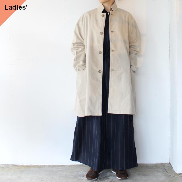 SETTO セット MARKET JKT 綿麻キャンバスマーケットジャケット STL-JK055 Beige