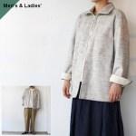 THE HINOKI コットンケモノカスリジャケット Cotton Kemono Kasuri Jacket TH21W-7